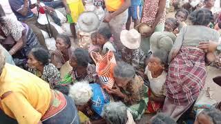 Mission kere sud : Du riz et du manioc pour les personnes âgées 26 déc 2020