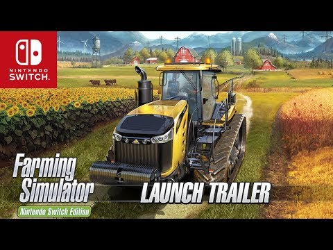 Farming Simulator: Nintendo Switch Edition (NS)   © Focus 2017    1/1