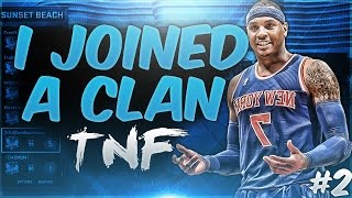 getlinkyoutube.com-I JOINED TNF!! Switching to Xbox One | NBA 2k16 MyPark