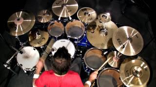 getlinkyoutube.com-Cobus - Michael Jackson - Bad (Drum Cover)
