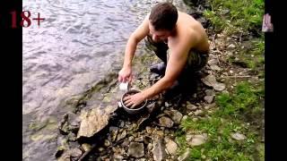 как на рыбалку приготовить ячку