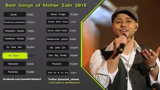 getlinkyoutube.com-Maher Zain Best Songs 2015 - Soundtrack | اناشيد ماهر زين