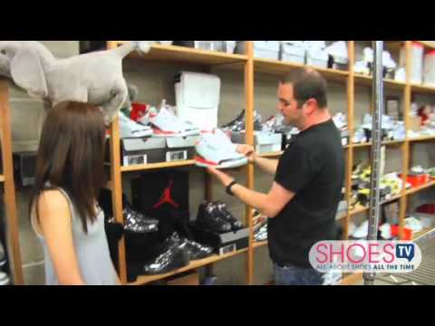 History of the Jordan Sneaker @ the ShoeZeum