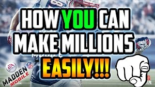 getlinkyoutube.com-MADDEN MOBILE 17 COIN MAKING METHOD!! SNIPING FILTER/GUIDE THAT WILL HELP YOU MAKE MILLIONS OF COINS