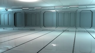 getlinkyoutube.com-[Part 1] - How to Make A Sci-Fi Wall Room in Cinema 4D - Tutorial