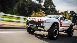 getlinkyoutube.com-Local Motors Rally Fighter - Jay Leno's Garage