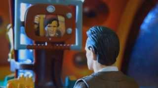 getlinkyoutube.com-Doctor Who Figure Adventures Ep.1: TARDIS Trouble FULL EPISODE