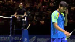 K. Srikanth vs Viktor Axelsen | MS F Match 2 - Swiss Open 2015