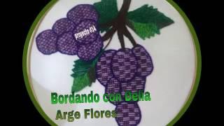 getlinkyoutube.com-Proyecto #14 Bordando con Delia!!!
