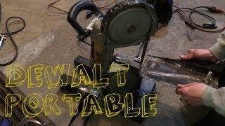 getlinkyoutube.com-Making A Portable Bandsaw Stand! Diresta inspired!