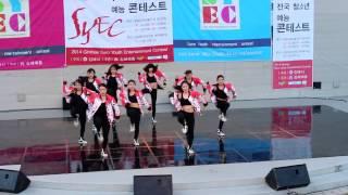 getlinkyoutube.com-2014 김해 수로콘 대회 댄스 대상 The S 쥐바운스