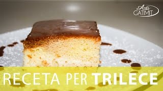 getlinkyoutube.com-Video Receta per Trilece - nga Artigatimit.com