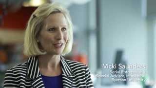 Serial Social Entrepreneur Vicki Saunders on the Art of Entrepreneurial Mentoring