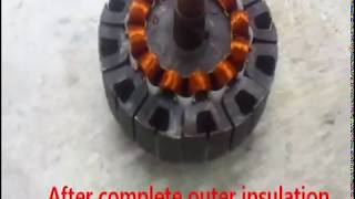 getlinkyoutube.com-Ceiling Fan Coil Rewinding