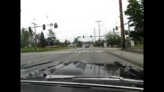 1967 chevelle Real SS 396 4 Speed Test Drive