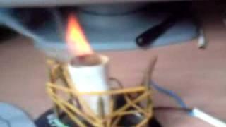 getlinkyoutube.com-HOME MADE SPEAKER ON FIRE