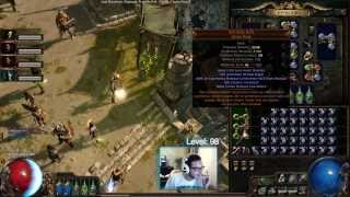 getlinkyoutube.com-HOWTO: 6SOCKET + 6LINK a VOLTAXIC RIFT in less than 10 Minutes - Path of Exile Hardcore