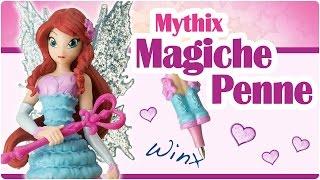 getlinkyoutube.com-Winx Club - Scopriamo insieme le Mythix Magiche Penne!