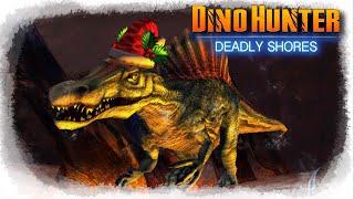 getlinkyoutube.com-Dino Hunter Xmas Special - SPINOSAURUS!