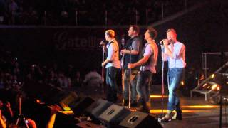 getlinkyoutube.com-Westlife Live in Manila - Flying Without Wings