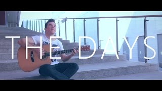 The Days - Avicii (Fingerstyle Guitar Cover By Peter Gergely)