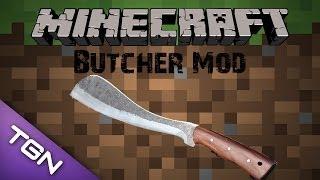 getlinkyoutube.com-Minecraft Mod รีวิว - Butcher Mod