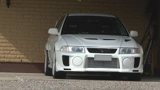 getlinkyoutube.com-Mitsubishi Lancer EVO V - CP9A - 2015 - rgz production