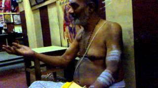 பெரியவாளின் கருணை  மழையில்  -  Sri. .Rajagopal
