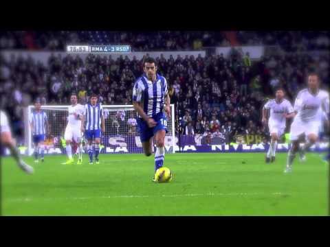 Xabi Prieto | Goals,Skills|Real Sociedad| 2012/2013