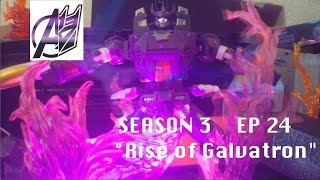getlinkyoutube.com-Transformers Prime Legacy Ep 24- [Rise of Galvatron] Stop Motion