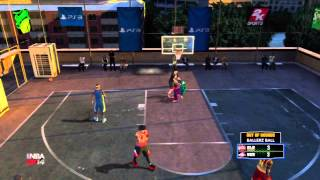 getlinkyoutube.com-NBA 2K14 Messing With People Online By Playing Bad!(Funny Reactions!)Trolling