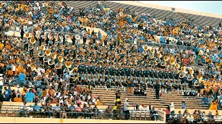 My My My by Johnny Gill - Southern University Marching Band 2017