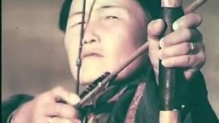 getlinkyoutube.com-Mongol Archery Tradition
