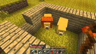 getlinkyoutube.com-MineCraft The Lion King mod - تيمون وبومبا #11 | MineCraft