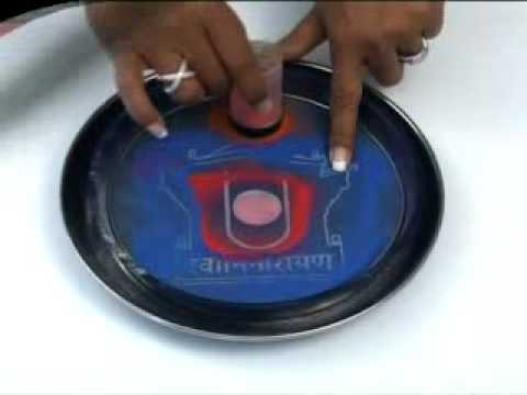Rangoli in 1 minute