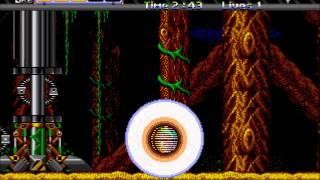 Strider Returns(Genesis)Gameplay