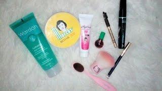 getlinkyoutube.com-Makeup sehari hari buat muka berjerawat