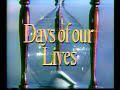 1972 - 1993 Days of Our Lives open