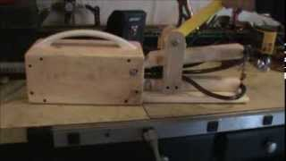 getlinkyoutube.com-DIY Homemade Microwave Spot Welder  See Description