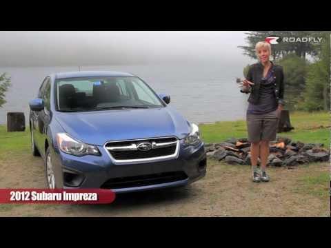 RoadflyTV - 2012 Subaru Impreza
