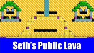 Growtopia #59 Respawning of Public Lava by @Seth