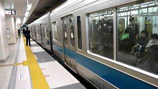 【残り1本・・・】小田急1000形VVVF未更新車(1091F)@新宿発車