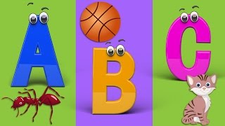 getlinkyoutube.com-Big Phonics Song From Letters A To Z | Kids Songs And Videos