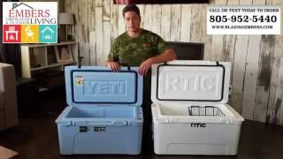 getlinkyoutube.com-YETI Vs.  RTIC Coolers Which one is really Better?