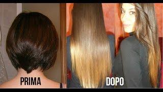 getlinkyoutube.com-Come Far Crescere i Capelli MOLTO PIU' Velocemente! LA MIA STORIA ✄! MY HAIR CARE STORY!