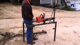 Download video moto sierra herramienta casera para corte - Sierra para cortar madera ...