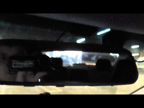 Обзор зеркала накладки заднего вида со встроенным монитором