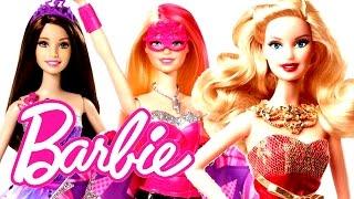 getlinkyoutube.com-Barbie'nin Doğum Günü Giysisi - Prenses Kara ve Corinne Yardım Ediyor