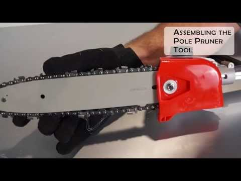 How to assemble the 4 in 1  Multipurpose Garden Tool