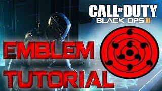 getlinkyoutube.com-Black Ops 3 Emblem Tutorials - Juubi/Kaguya
